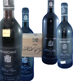 Henschke Hill of Grace Aged and Mature