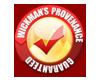 Wickmans Provenance Guarantee